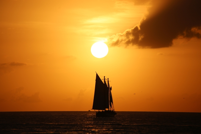 Key West sunset photo by Flickr user Joe Parks.jpg